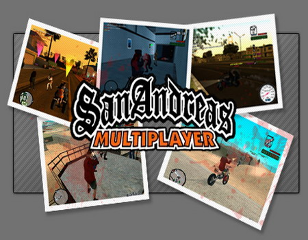 GTA SanAndreas Multiplayer